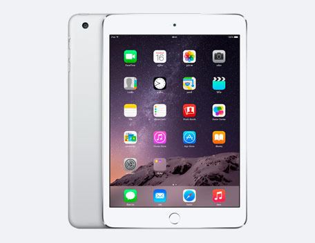 iPad mini 3 128GB Silver